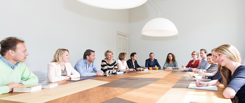 teamfoto vertaalbureau